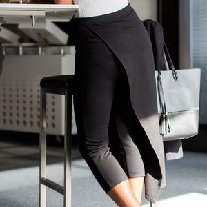 Betabrand The Sassiest Pant Black